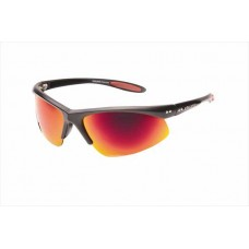 Eyelevel Crossfire (orange mirror) polaroid sunglasses