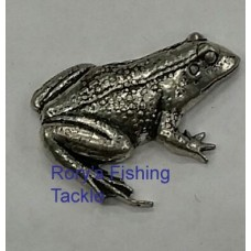 Pewter pin - Frog