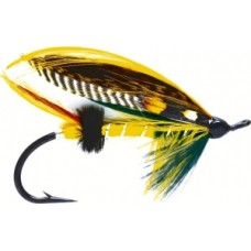 Classic Salmon Flies - Green Highlander