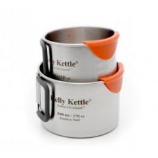 Kelly Kettle Cups - Twin pack