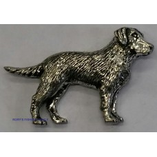 Pewter pin - Labrador