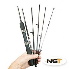 NGT Travel Master Spinning Rod 6ft