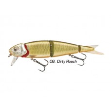 Savagegear 4play Herring Liplure, Dirty Roach - 19cm Slow Sink
