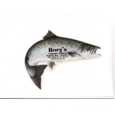Rory's Sticker - Salmon