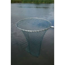 Sharpes Round Framed Trout Telescopic Landing Net