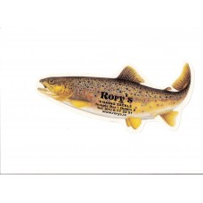 Rory's Sticker - Trout