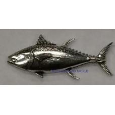 Pewter pin - Tuna