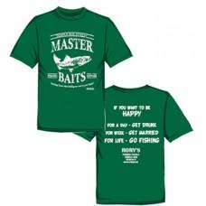 Rorys T-shirt - Master Baits