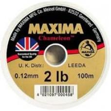 Maxima Chameleon Nylon 100m spools
