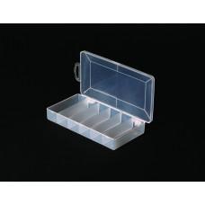 Leeda 6 compartment tackle box
