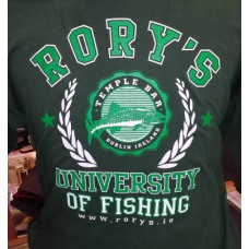 Rorys T-shirt - University of Fishing