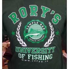 Rorys T-shirt - University of Fishing
