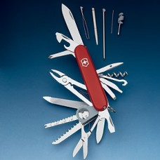 Victorinox Swiss Army Champ Knife