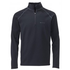 Redington Quarter Zip Grid Fleece top