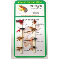 *Rorys Irish Wet Flies - Trout