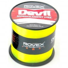 Rovex Devil Monofilament - yellow