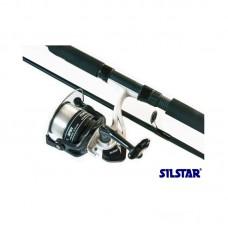 Silstar Taktik Spinning Rod and Reel Combo