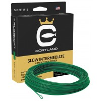 Cortland Slow Intermediate Competition Series Fly Line