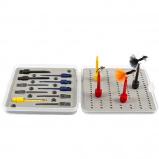 Snowbee Fly Tying Display Set