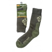 Snowbee Coolmax technical boot socks