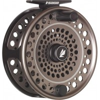 Sage Spey Fly reel #7-9 Stealth Silver