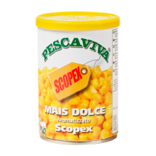 Pescaviva Sweet Corn - Scopex