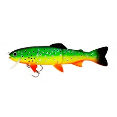 Westin Tommy the Trout hybrid lure - crazy fire tiger