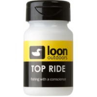 Loon Top Ride powder fly floatant