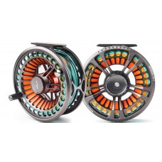 Guidelne Vosso Fly reel - dark grey colour