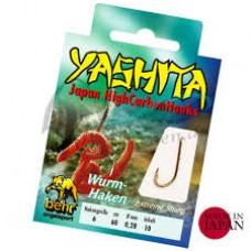 Behr YASHITA Hooklinks - worm
